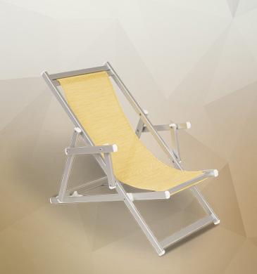Tavoli Alluminio Pieghevoli Usati.Sdraio Da Spiaggia Usato